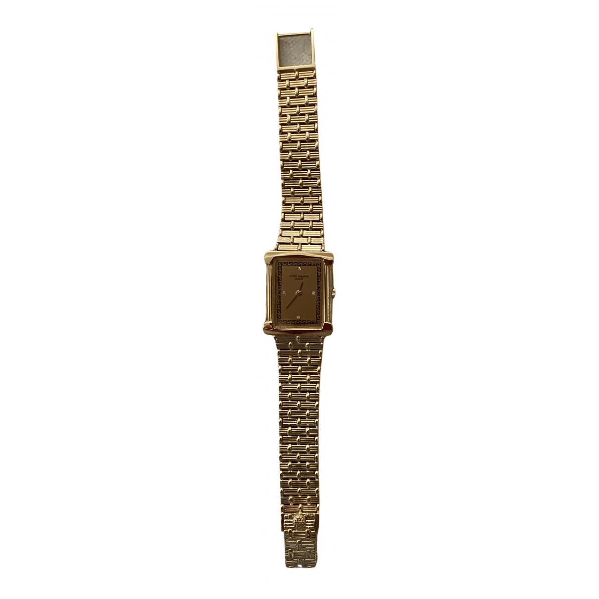 Patek Philippe Gondolo Gold Yellow gold watch for Women \N