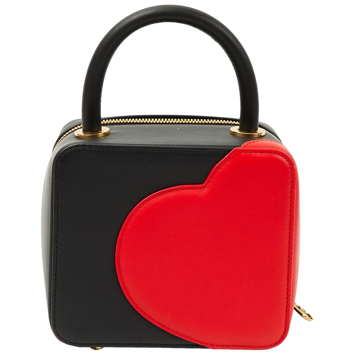 Chopard \N Black Leather handbag for Women \N