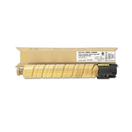 Ricoh 841298 841727 cartouche de toner originale jaune