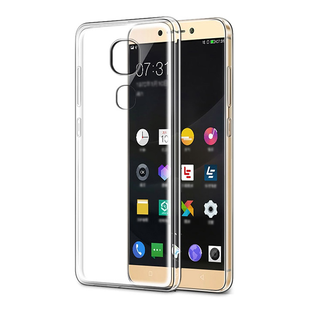 Transparent LeTV LeEco Le Pro 3 AI Edition Soft Case Air Shell Silicon Back Cover High Quality Protective Phone Shell