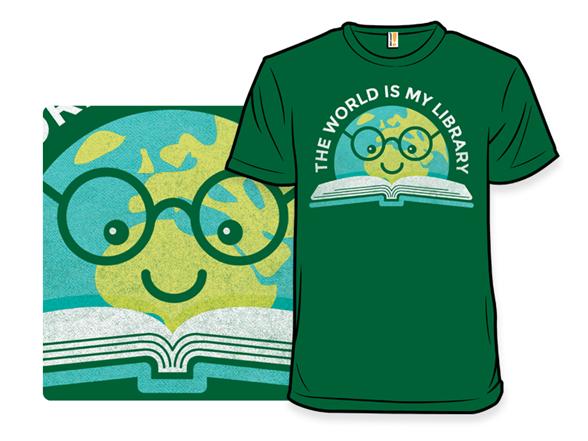 Bookish T Shirt