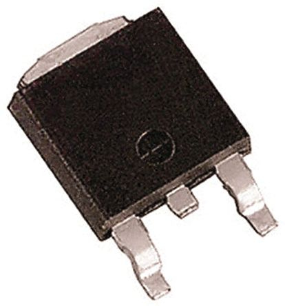 ON Semiconductor N-Channel MOSFET, 110 A, 40 V, 3 + Tab-Pin DPAK  NTD5C446NT4G (2500)
