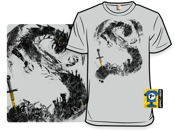 The Sword From The Inkwell T Shirt