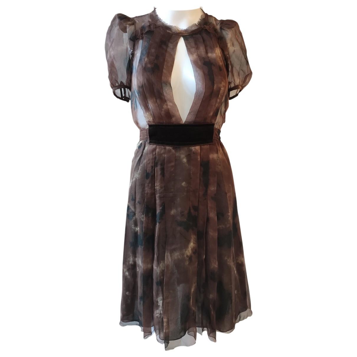 D&g \N Silk dress for Women 36 FR