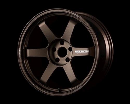 Volk Racing WVDU434EBBM TE37 Ultra M-Spec Wheel 19x9.5 5x114.3 34mm Blast Bronze