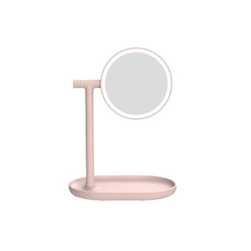 MUID Dressing Table Lamp LED Lights Desktop Storage Double Mirrors Led Vanity Mirror Night Light