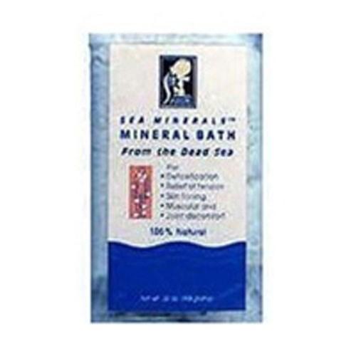 Dead Sea Mineral Bath Salt 1 Lb by Sea Minerals