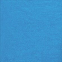 Fiesta Blue Premium Matte Tissue Paper Colored - 480-20 X 30 - by Paper Mart