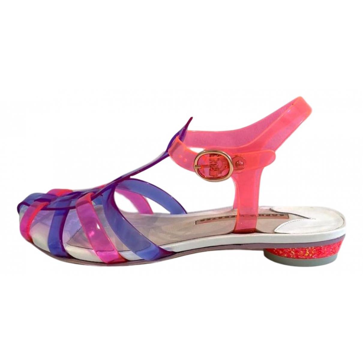 Sophia Webster \N Multicolour Sandals for Women 38 EU