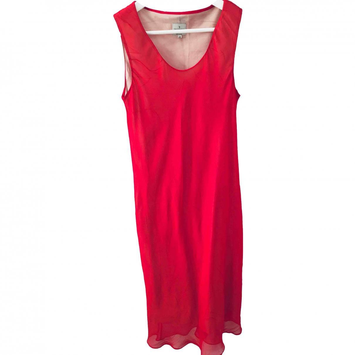 Trussardi \N Red dress for Women 46 IT