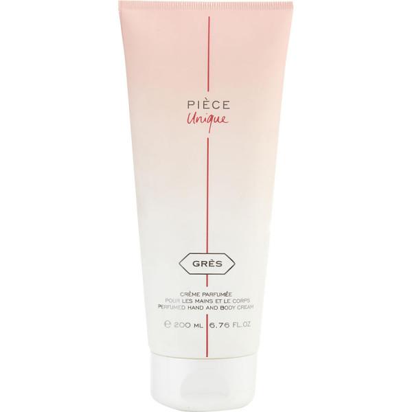 Parfums Grès - Piece Unique : Body Cream 6.8 Oz / 200 ml