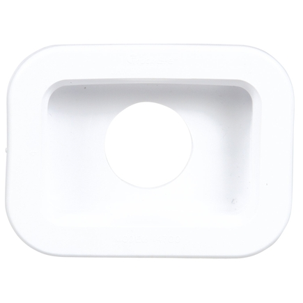 Truck Lite 14700 - Open Back, White Pvc, Grommet For 14 Series And ...
