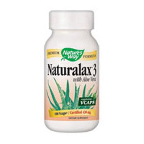 Naturalax 3 100 Caps by Nature's Way