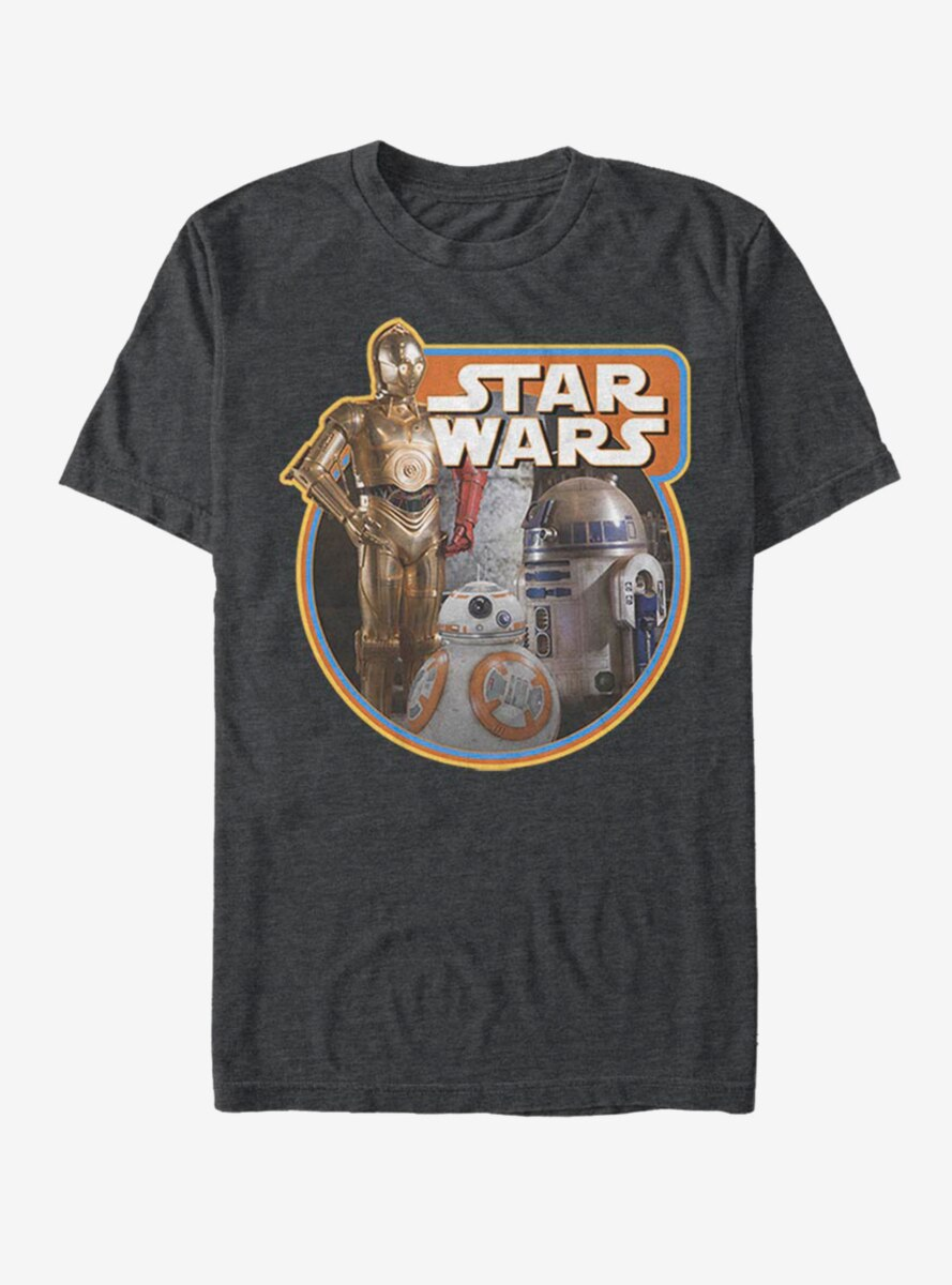 Star Wars These Droids T-Shirt