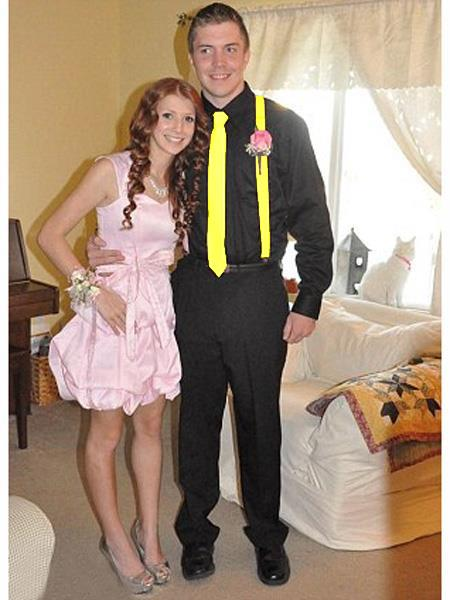 High School Homecoming Outfits For Guys Casual Package Yellow