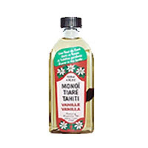 Coconut Oil Vanilla 4 Oz by Monoi Tiare