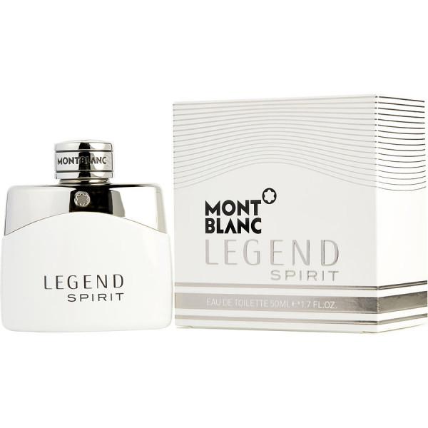 Mont Blanc - Legend Spirit : Eau de Toilette Spray 1.7 Oz / 50 ml
