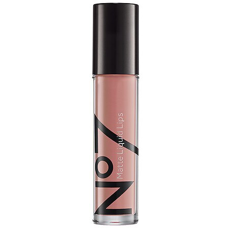 No7 Matte Liquid Lipstick - 0.14 oz