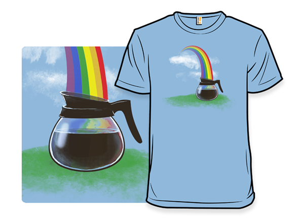 The Real Pot Of Gold T Shirt