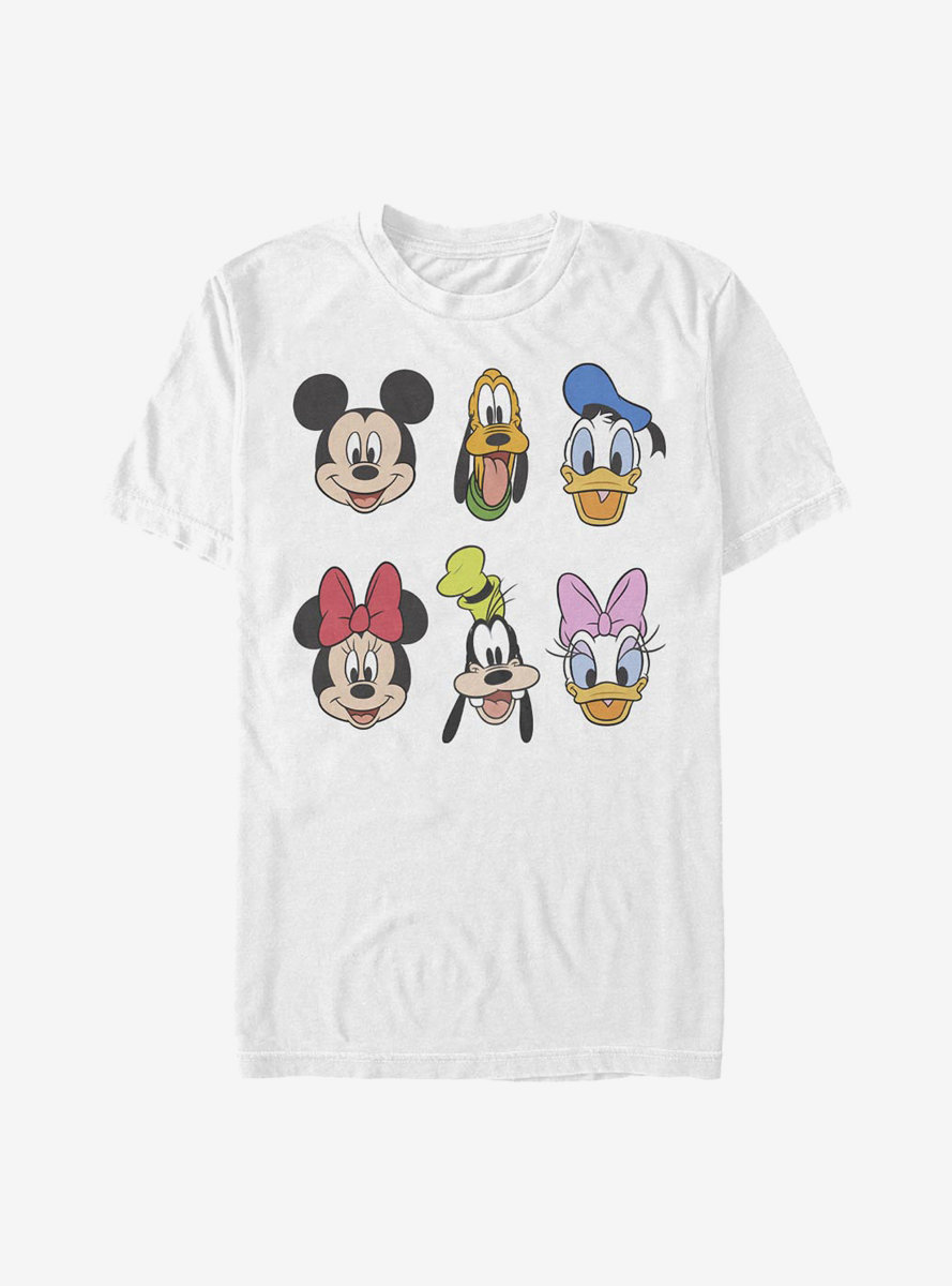 Disney Mickey Mouse Always Trending Stack T-Shirt