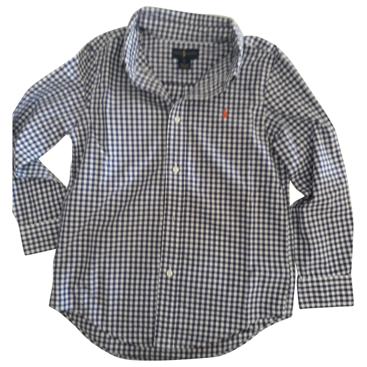 Ralph Lauren \N Blue Cotton  top for Kids 6 years - up to 114cm FR