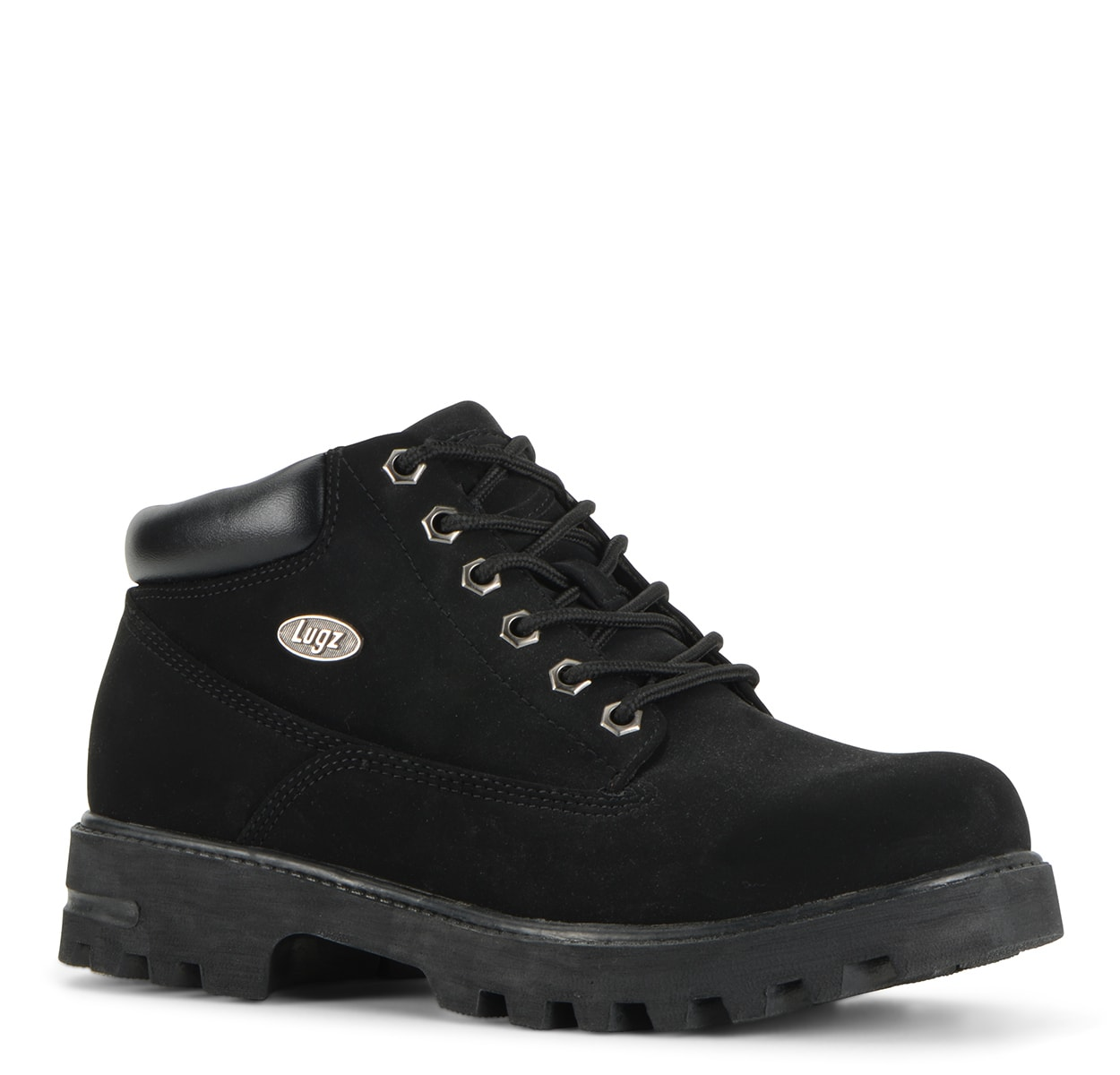 Men's Empire Water Resistant Chukka Boot (Choose Your Color: BLACK, Choose Your Size: 8.5)