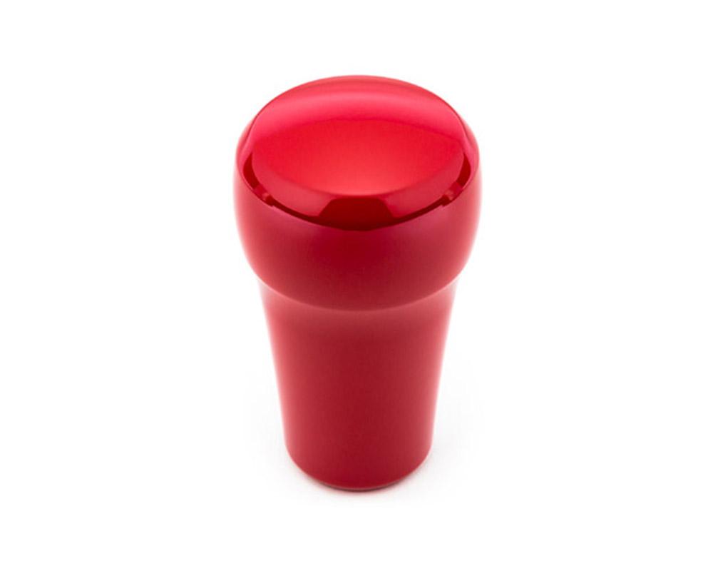 Raceseng 8321112 Rondure - Red Gloss - No Engraving - M8x1.25mm Adapter
