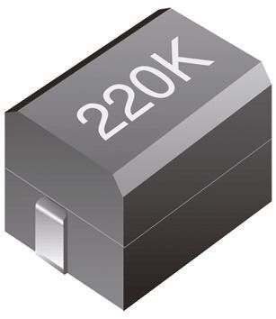 Bourns , CM32, 1210 (3225M) Wire-wound SMD Inductor with a Ferrite Core, 3.3 μH ±10% Wire-Wound 180mA Idc Q:30 (10)