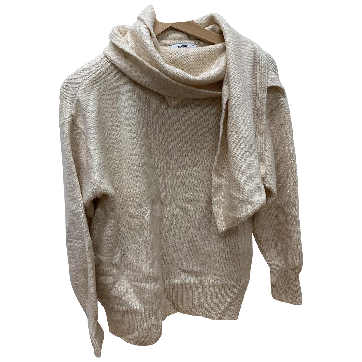 Mango \N Beige Knitwear for Women S International