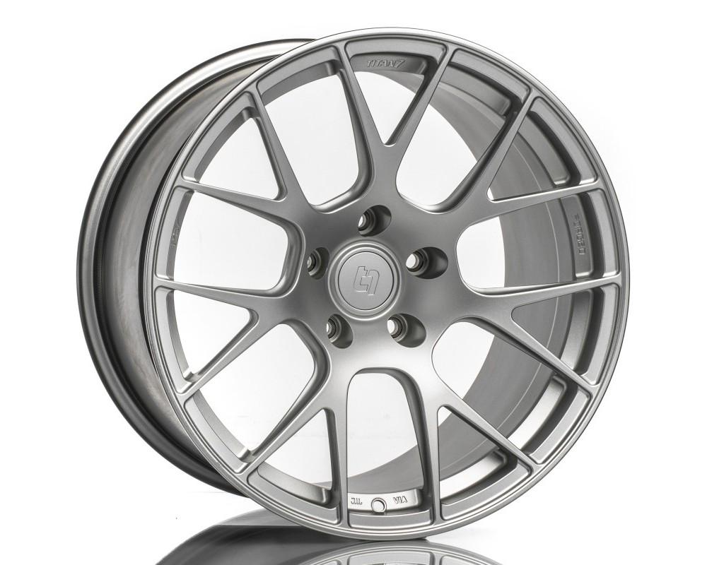 Titan 7 TS701810525512072IS T-S7 Wheel 18x10.5 5x120 25mm Iridium Silver