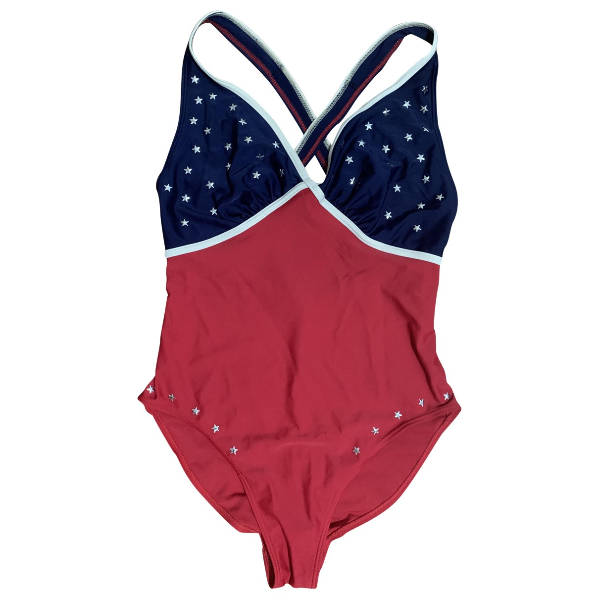 Non Signé / Unsigned \N Red Swimwear for Women 14 UK