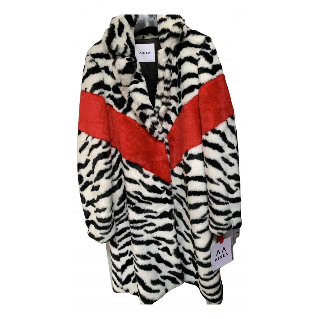 Ainea \N Faux fur coat for Women 40 IT