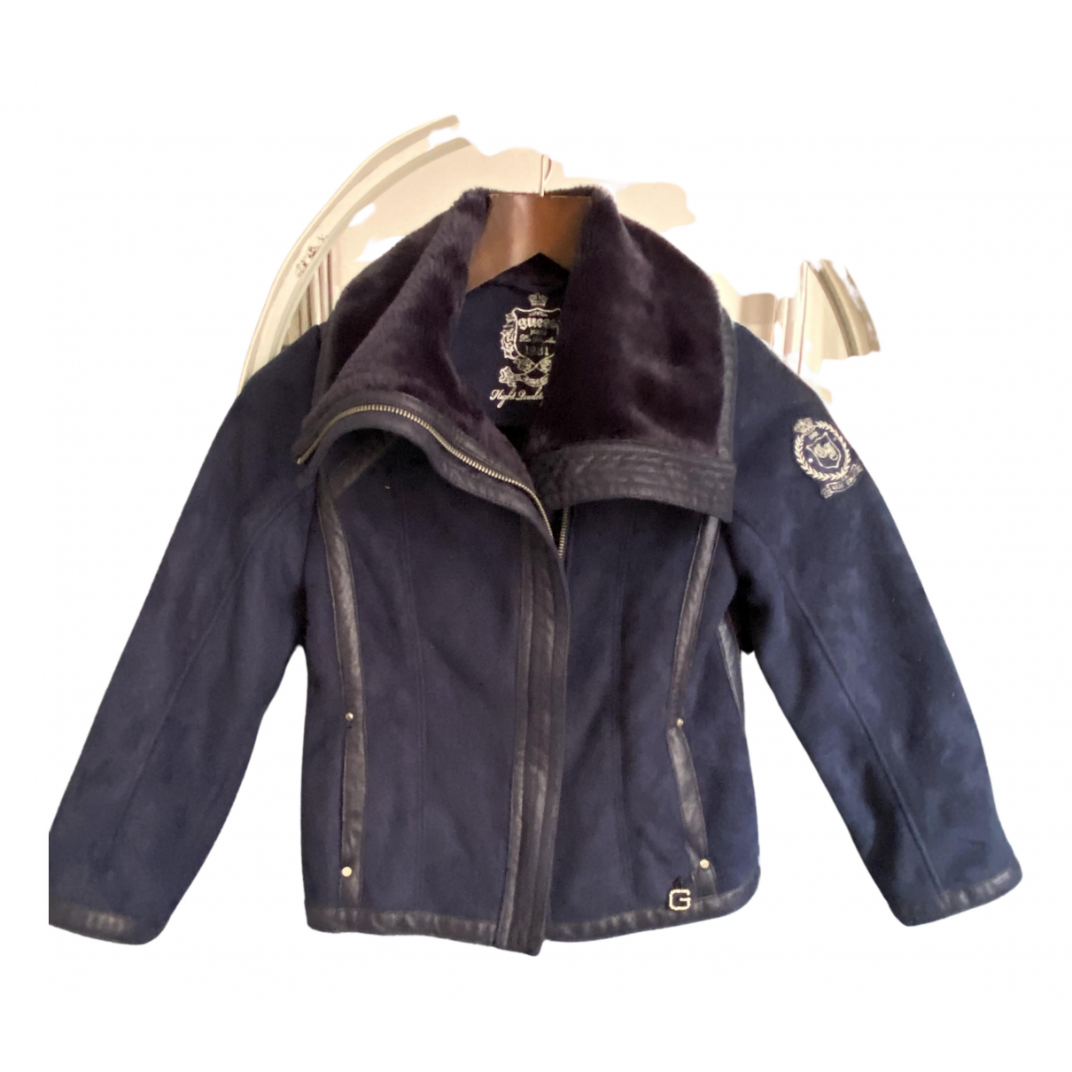 Guess \N Navy jacket & coat for Kids 8 years - up to 128cm FR