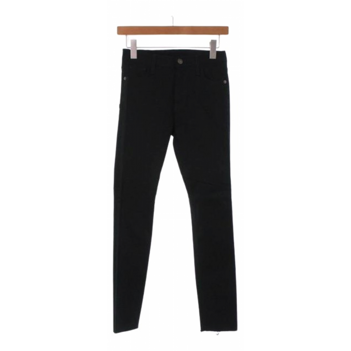 Gucci \N Black Cotton Jeans for Women 36 FR