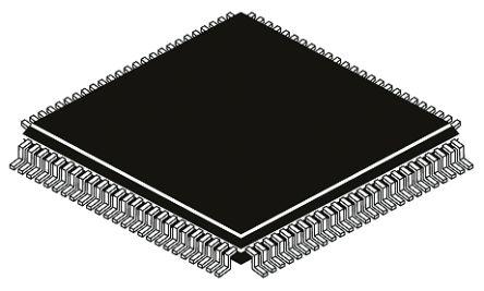 Altera 5M240ZT100C4N, CPLD MAX V Flash 192 Cells, 79 I/O, 240 Labs, 7.9ns, ISP, 100-Pin TQFP
