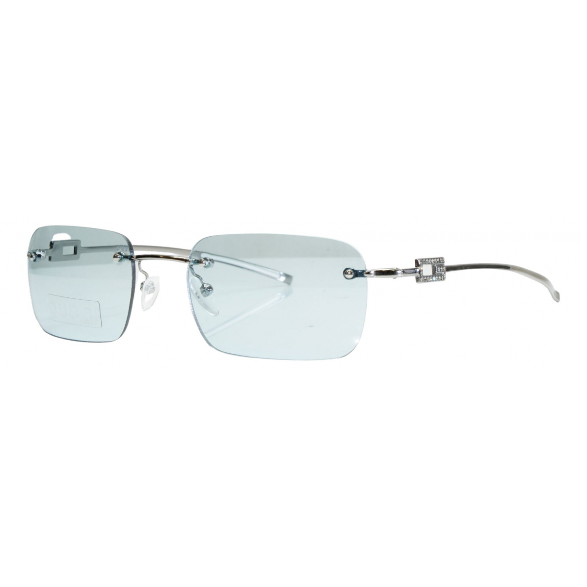 Gucci \N Turquoise Sunglasses for Men \N
