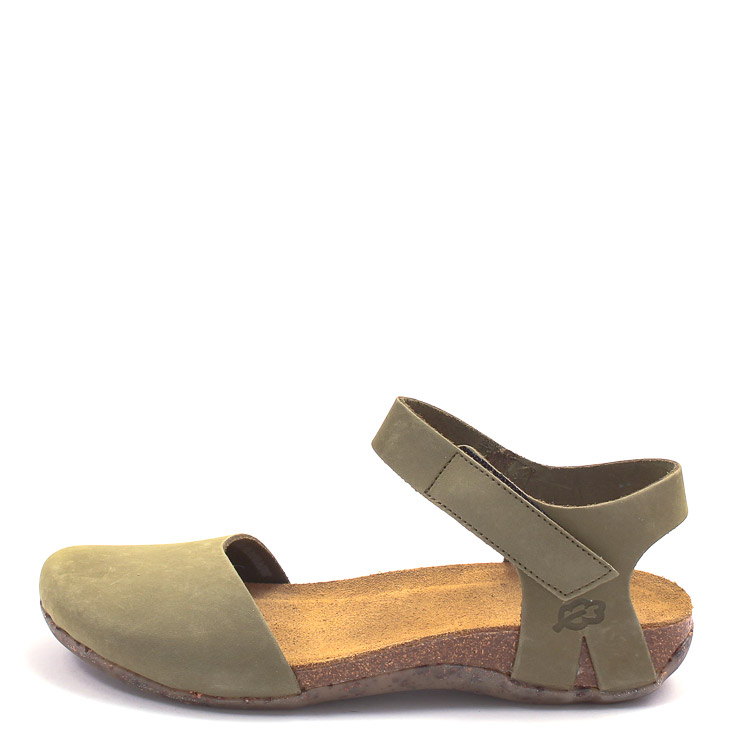Loints of Holland, 31413 Florida Women's Sandals, olive Gre 42