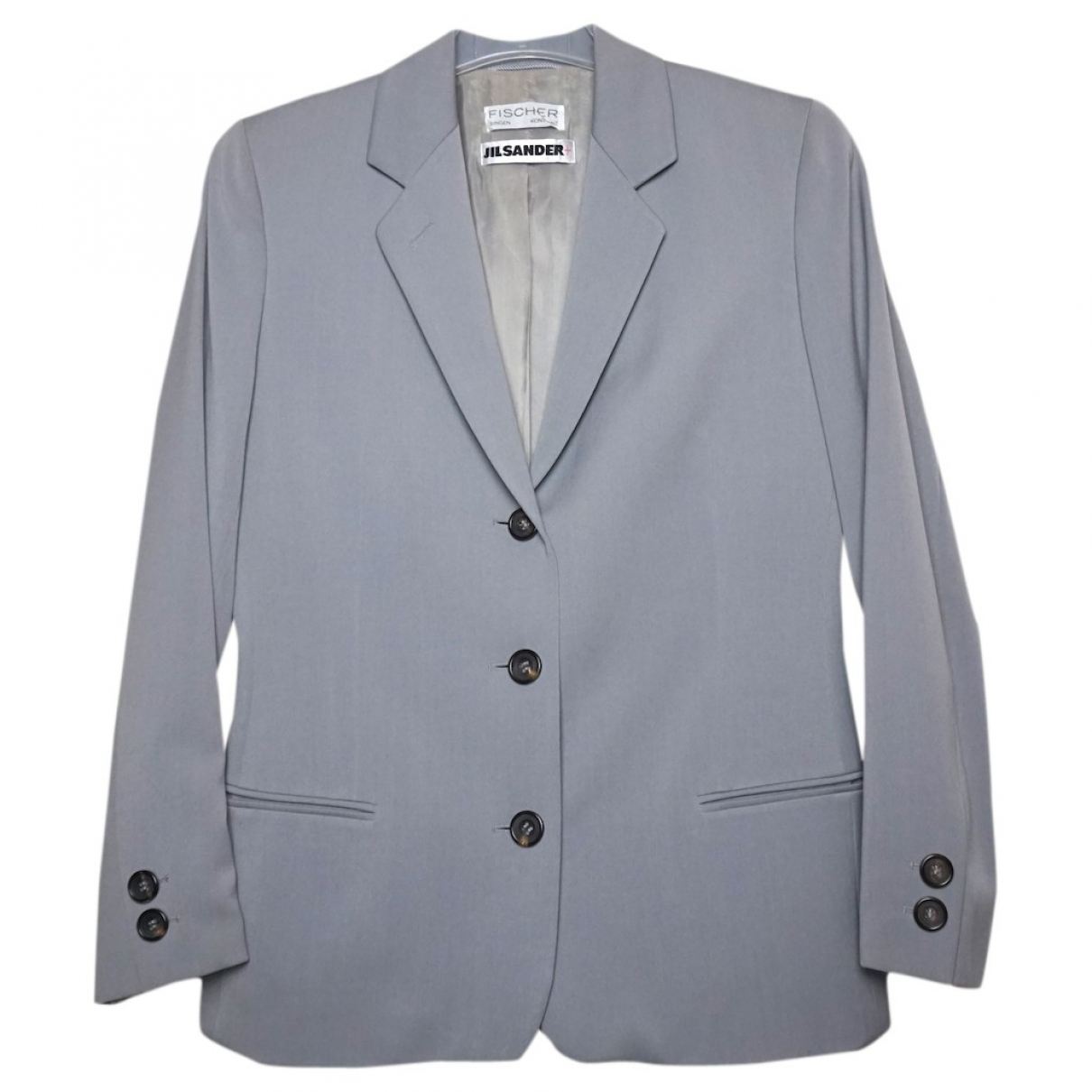 Jil Sander \N Grey Wool jacket for Women M International