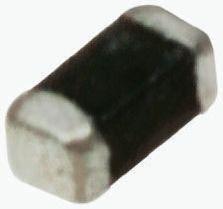 Murata Ferrite Bead (Chip Ferrite Bead), 1.6 x 0.8 x 0.8mm (0603 (1608M)), 60Ω impedance at 100 MHz (25)