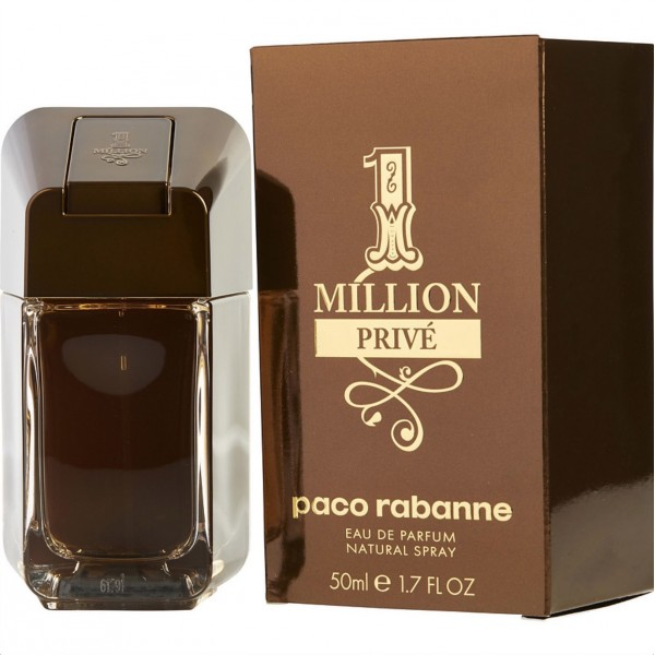 Paco Rabanne - 1 Million Privé : Eau de Parfum Spray 1.7 Oz / 50 ml