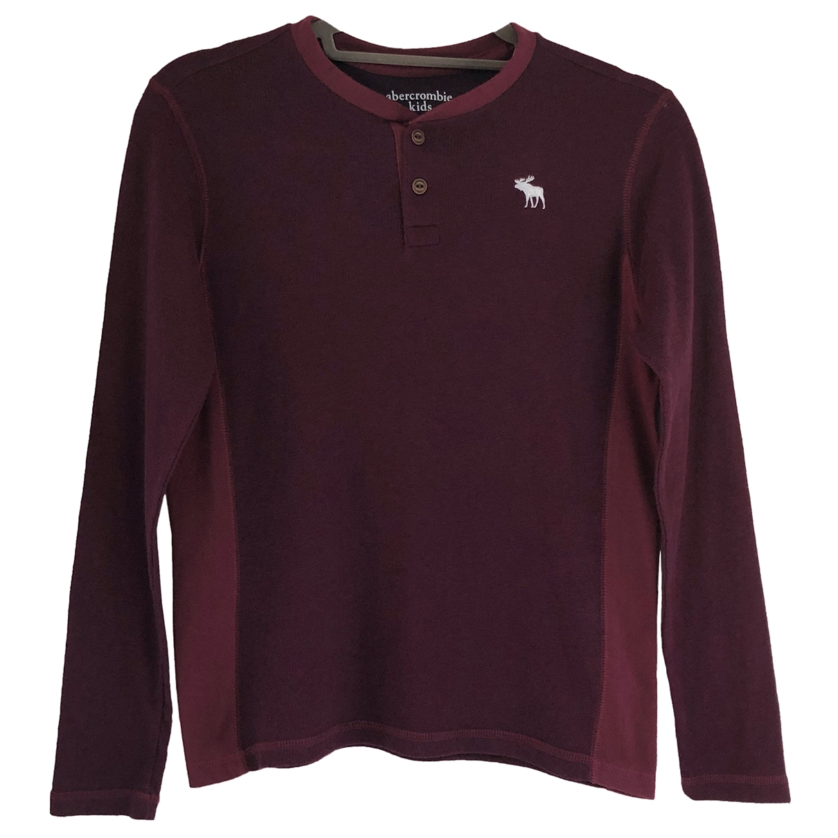 Abercrombie & Fitch \N Burgundy Cotton Knitwear for Kids 12 years - XS FR
