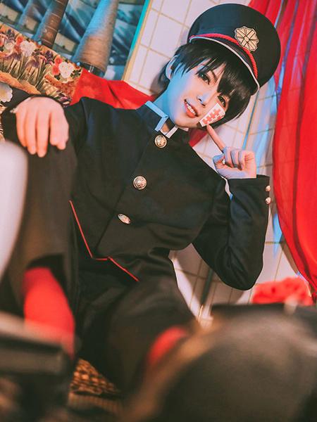 Milanoo Toilet Bound Hanako Kun Hanako Kun Cosplay Costume Anime School Uniform Suit Outfit