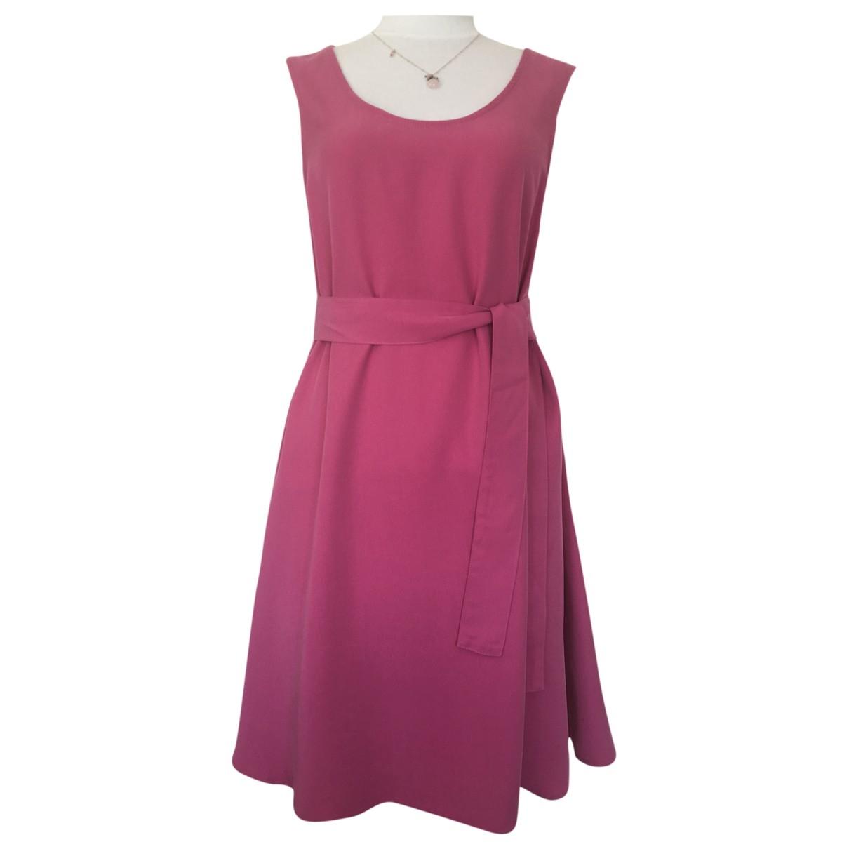 American Vintage \N Pink Cotton dress for Women M International