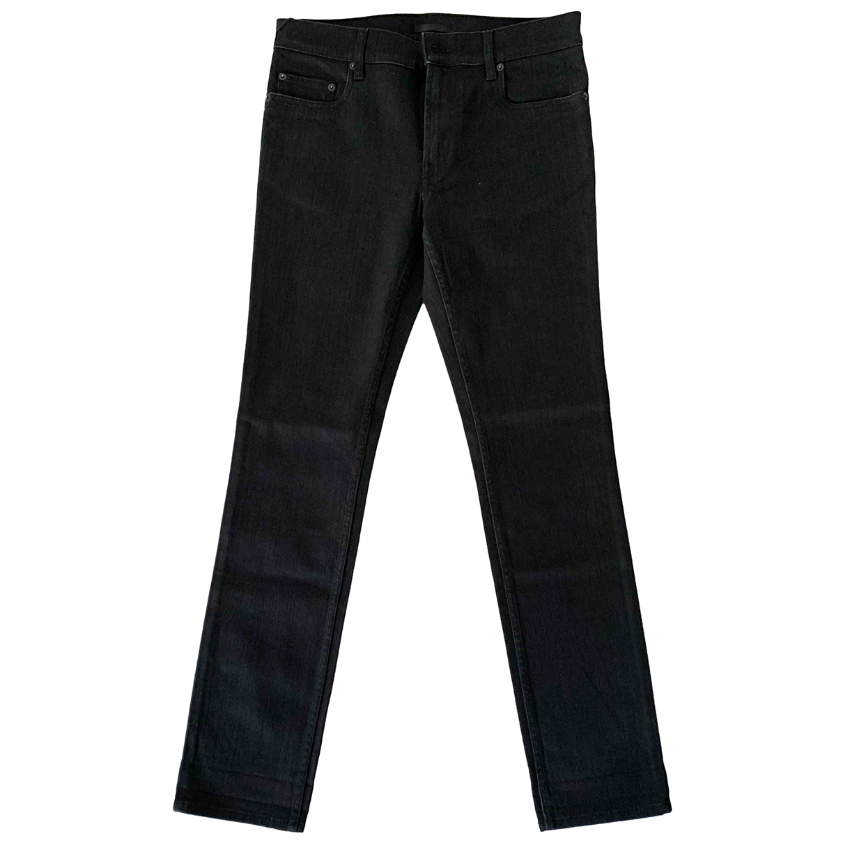 Prada \N Black Cotton Jeans for Men 30 US