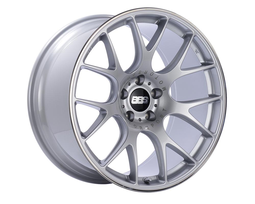 BBS CH-R Wheel 20x10 5x112 18mm Brilliant Silver   Polished Rim