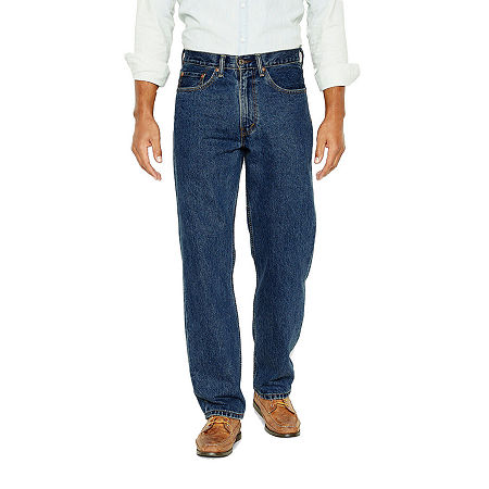Levi's 550 Relaxed Fit Jeans-Big & Tall, 50 34, Blue