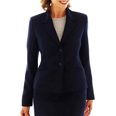 Alfred Dunner Suit Jacket, 8 , Blue