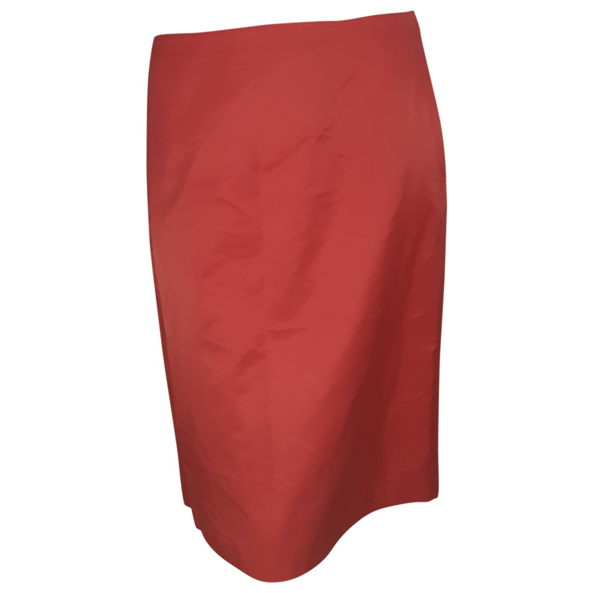 Max & Co \N Red skirt for Women 42 IT