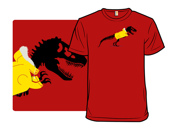 Jurassic Parka T Shirt