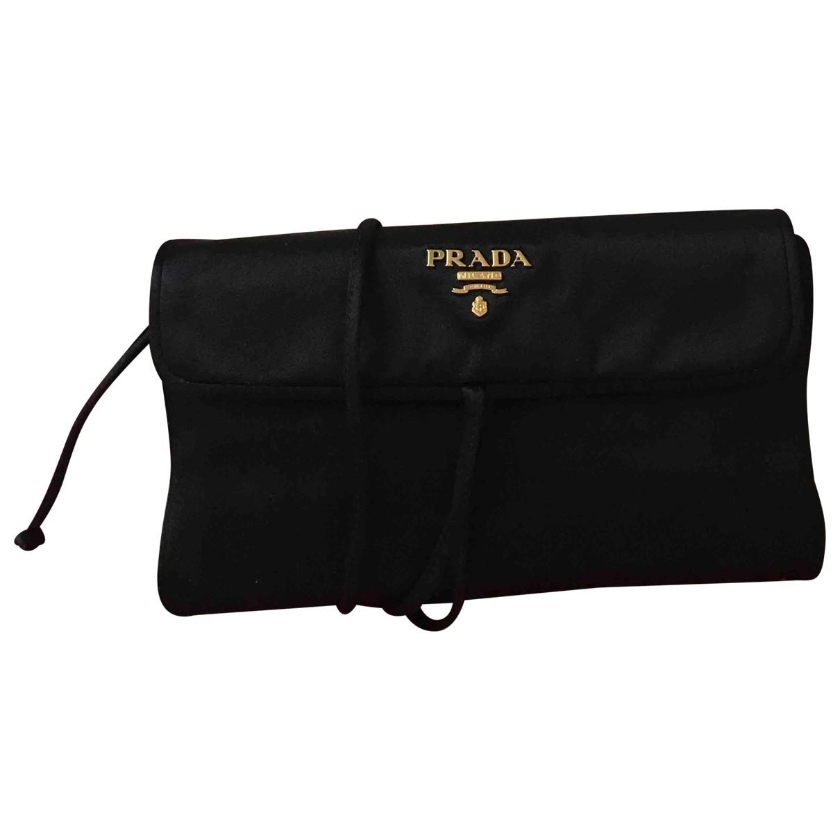 Prada Re-Nylon Black Travel bag for Women \N
